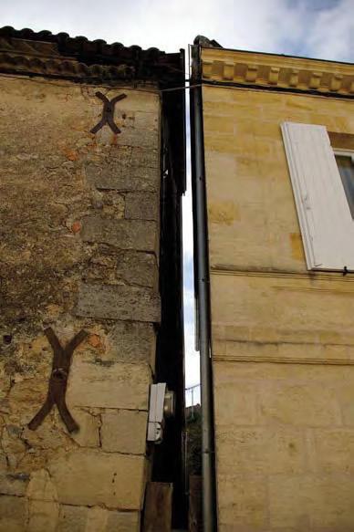 Androne, place de la Prévôté - Créon