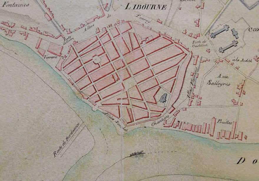 Archives Municipales Libourne