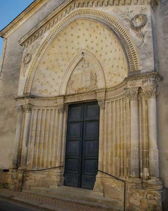Le temple, rue Louis Pasteur – Sainte-Foy-la-Grande