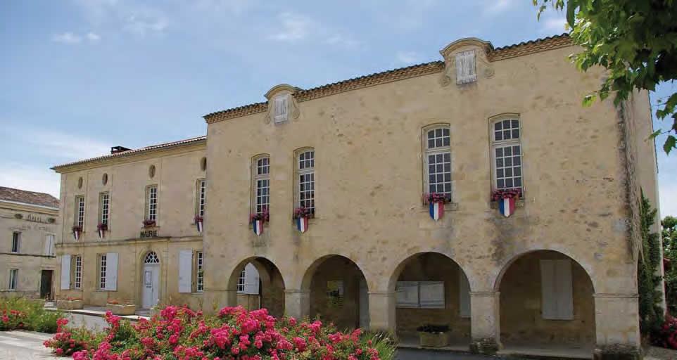 Mairie de Blasimon