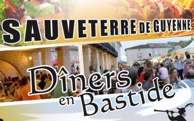 Dîners en Bastide