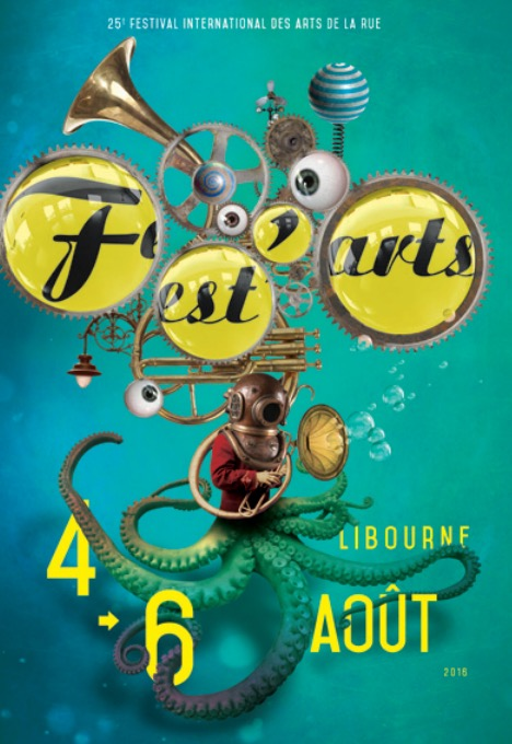 Fest'Arts 2016 | Bastide de Libourne