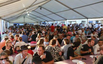 Programme fête des vins 2016