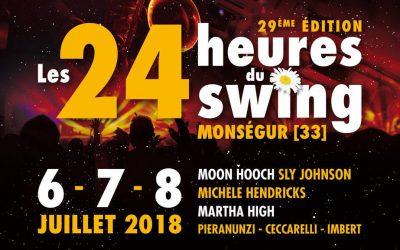 Les 24 heures du Swing 2018
