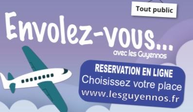Les Guyennos à Sauveterre 14 octobre 14h